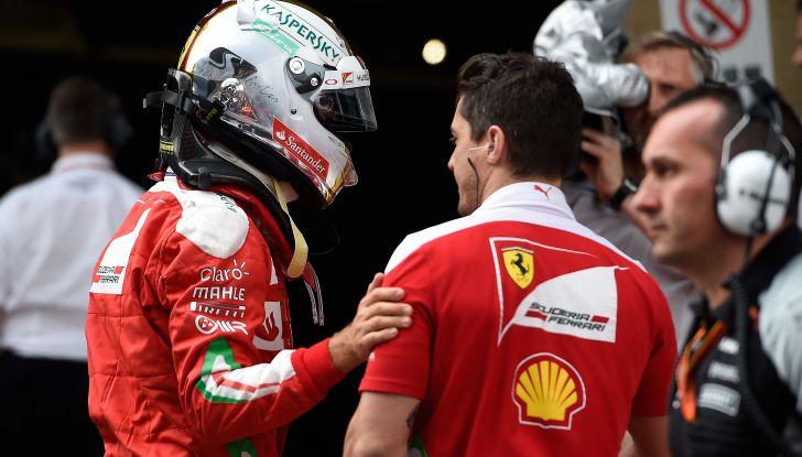 F1 2016, GP del Messico: trionfa Hamilton, terzo Vettel - Foto 12 di 41