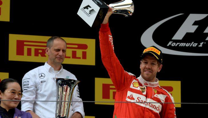 F1 2016, GP del Messico: trionfa Hamilton, terzo Vettel - Foto 13 di 41