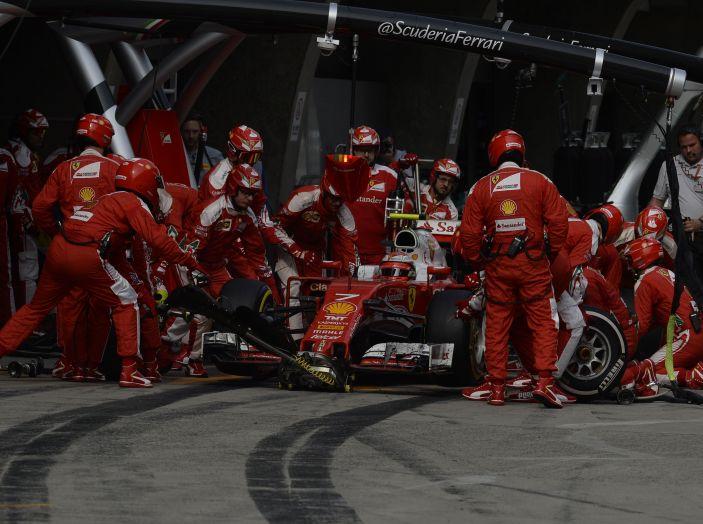 F1 2016, GP del Brasile: Hamilton trionfa nel diluvio, Vettel quinto - Foto 14 di 41