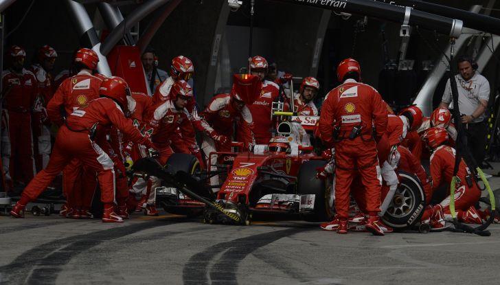 F1 2016, GP del Messico: trionfa Hamilton, terzo Vettel - Foto 14 di 41