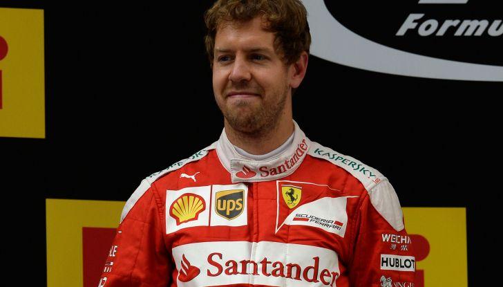 F1 2016, GP del Brasile: Hamilton trionfa nel diluvio, Vettel quinto - Foto 15 di 41