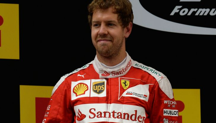 F1 2016, GP del Messico: trionfa Hamilton, terzo Vettel - Foto 15 di 41