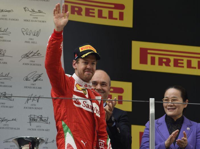 F1 2016, GP del Brasile: Hamilton trionfa nel diluvio, Vettel quinto - Foto 17 di 41