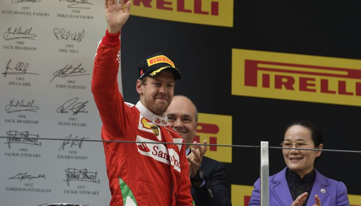 F1 2016, GP del Messico: trionfa Hamilton, terzo Vettel - Foto 17 di 41