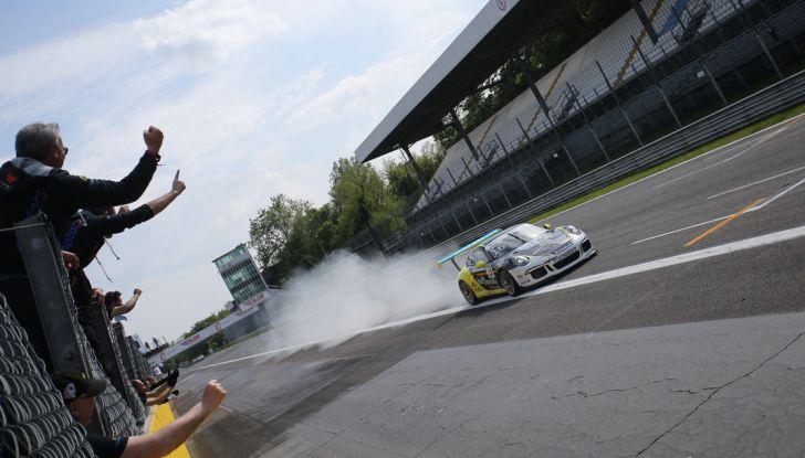 Matteo Cairoli mette a segno una doppietta a Monza nella Carrera Cup Italia - Foto 2 di 8