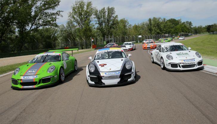 La Carrera Cup Italia accende i motori questo weekend a Monza - Foto 2 di 5