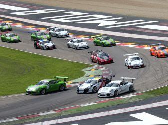 La Carrera Cup Italia accende i motori questo weekend a Monza
