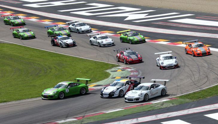 La Carrera Cup Italia accende i motori questo weekend a Monza - Foto 1 di 5
