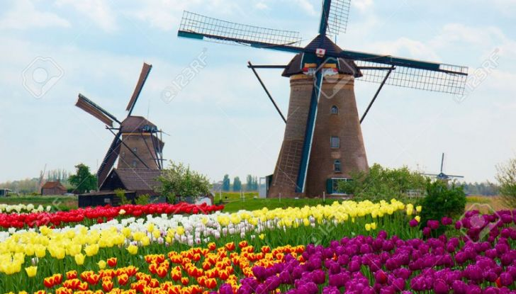Olanda: vietate le auto a benzina e Diesel entro il 2025 - Foto 5 di 12