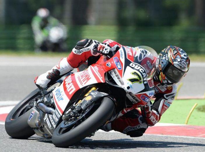 World SBK: per il GP di IMOLA tutto pronto per Pirelli - Foto 2 di 4