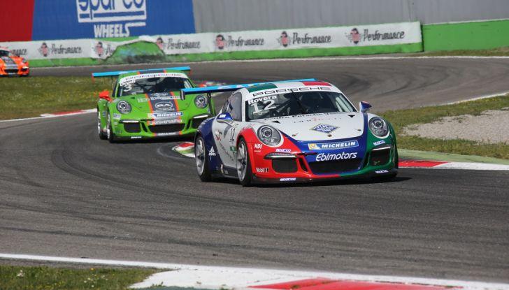 Matteo Cairoli mette a segno una doppietta a Monza nella Carrera Cup Italia - Foto 5 di 8