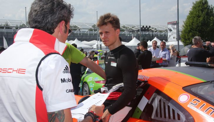 Matteo Cairoli mette a segno una doppietta a Monza nella Carrera Cup Italia - Foto 8 di 8