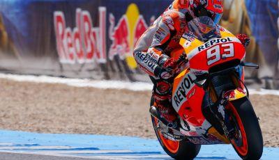 MotoGP 2016, Sachsenring: trionfa Marquez, terzo Dovizioso