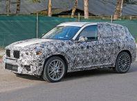 Nuova BMW X3 M: ecco le foto spia del suv sportivo