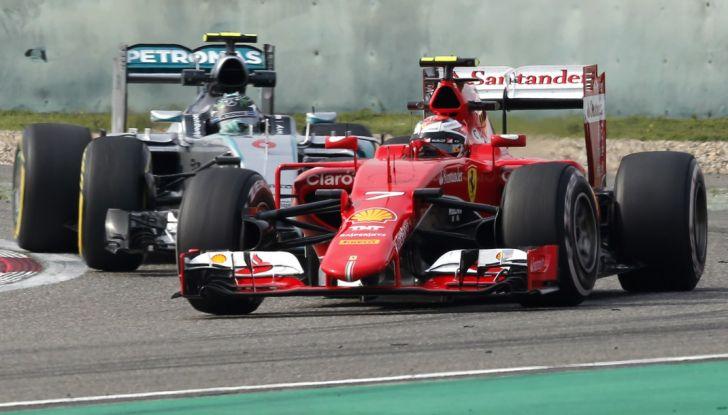 Orari F1 2016, GP della Cina: La diretta su Rai e Sky Sport - Foto 5 di 18