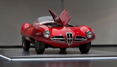 """Alfa Romeo, la Mostra """"Cofani Aperti"""" al Museo Storico di Arese"""