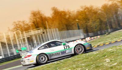 GT Italia 2016: Tommy Maino e Nicola Benucci con Ebimotors