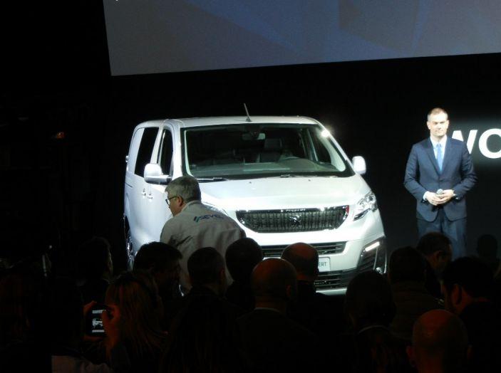 Peugeot Expert e Citroën Jumpy: motorizzazioni e prezzi - Foto 5 di 27