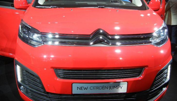 Peugeot Expert e Citroën Jumpy: motorizzazioni e prezzi - Foto 3 di 27