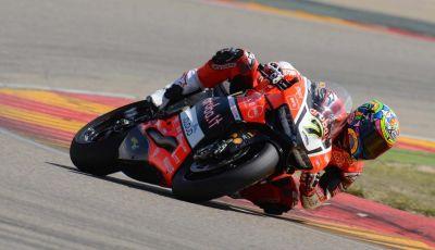 SBK Imola: La Ducati di Chaz Davies domina il GP d'italia