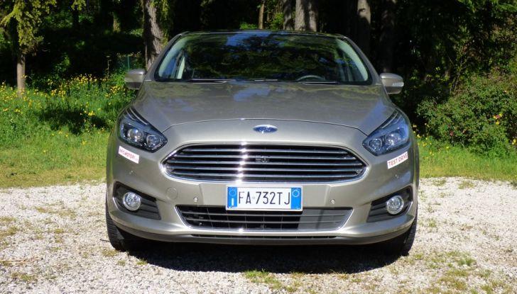 Ford S-Max TDCi 2.0 180 CV, prova su strada, dotazioni di serie e prezzi (1)