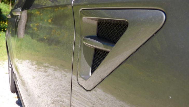 Ford S-Max TDCi 2.0 180 CV, prova su strada, dotazioni di serie e prezzi (14)