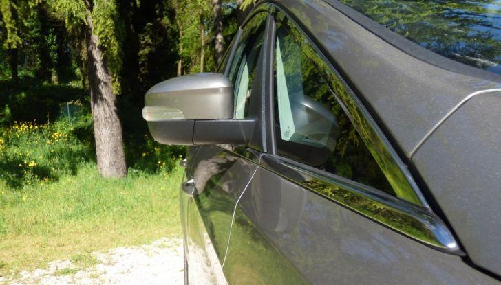 Ford S-Max TDCi 2.0 180 CV, prova su strada, dotazioni di serie e prezzi (15)