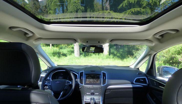 Ford S-Max TDCi 2.0 180 CV, prova su strada, dotazioni di serie e prezzi (28)