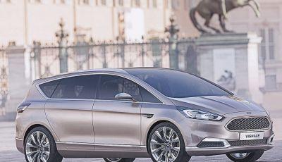 Ford S-Max Vignale: arriva il primo sav premium del marchio americano