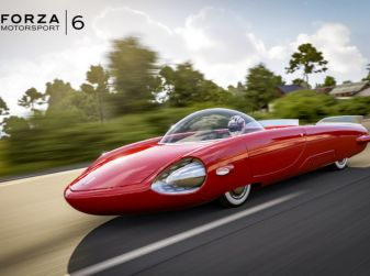 Forza Motorsport 6, annunciata un'auto dedicata a Fallout 4
