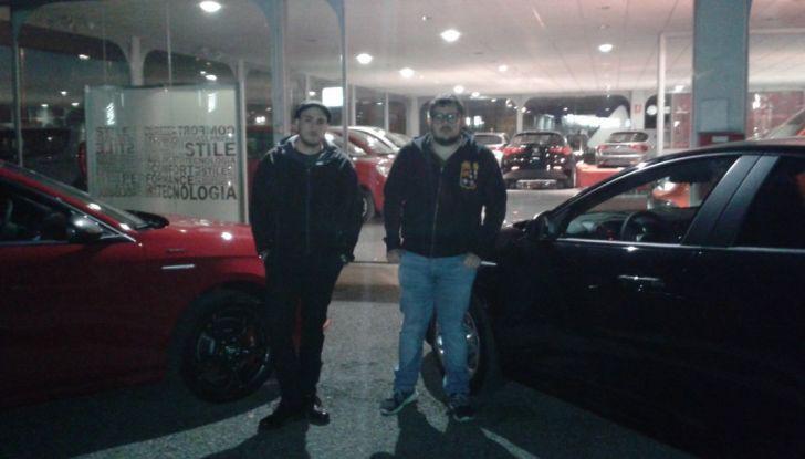 Contest Provala Tu con Alfa Romeo Giulietta: Ecco i vincitori! - Foto 6 di 15