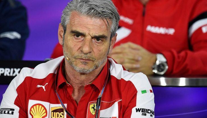 F1, Ferrari: Arrivabene lascia la guida della Scuderia, Binotto nuovo Team Principal - Foto 2 di 8