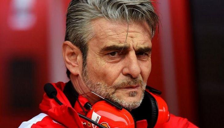 F1, Ferrari: Arrivabene lascia la guida della Scuderia, Binotto nuovo Team Principal - Foto 1 di 8