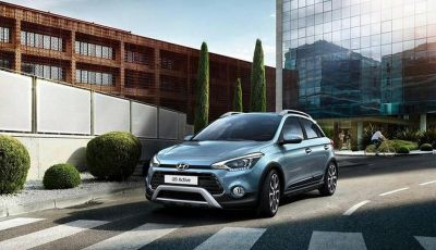 Hyundai i20 Active: si amplia la gamma suv della casa coreana