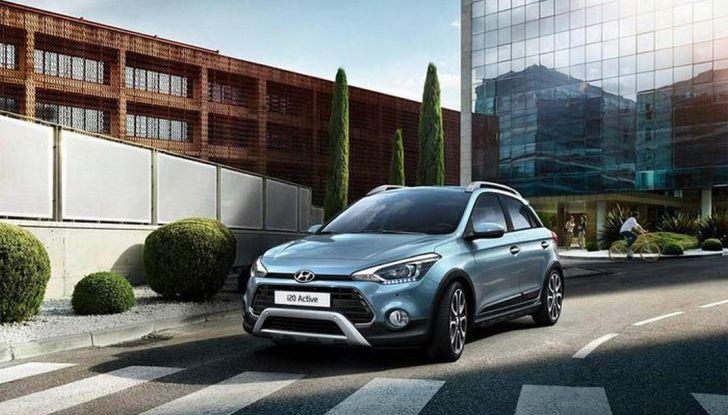Hyundai i20 Active: si amplia la gamma suv della casa coreana - Foto 1 di 10