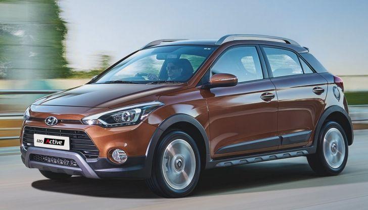 Hyundai i20 Active: si amplia la gamma suv della casa coreana - Foto 4 di 10