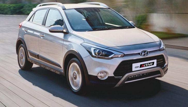 Hyundai i20 Active: si amplia la gamma suv della casa coreana - Foto 9 di 10
