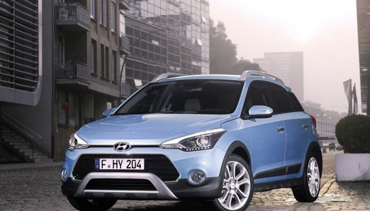 Hyundai i20 Active: si amplia la gamma suv della casa coreana - Foto 3 di 10