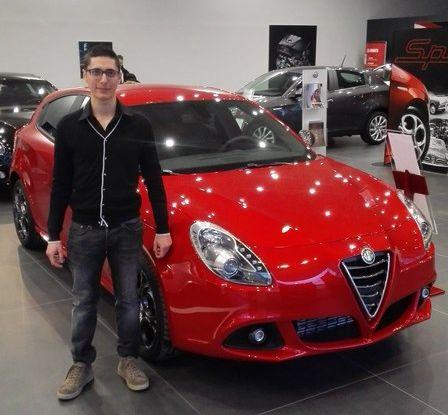 Contest Provala Tu con Alfa Romeo Giulietta: Ecco i vincitori! - Foto 5 di 15