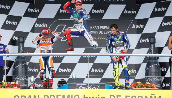 Orari MotoGP, Jerez 2016: Diretta Sky e differita TV8, Marquez contro Yamaha - Foto 28 di 28