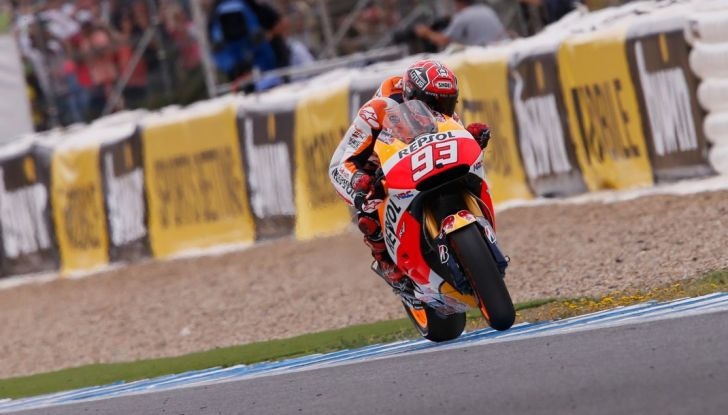 Orari MotoGP, Jerez 2016: Diretta Sky e differita TV8, Marquez contro Yamaha - Foto 16 di 28