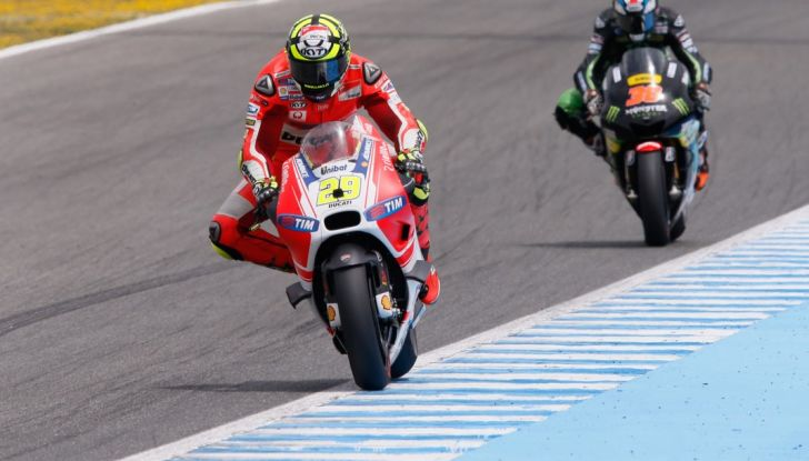 Orari MotoGP, Jerez 2016: Diretta Sky e differita TV8, Marquez contro Yamaha - Foto 12 di 28