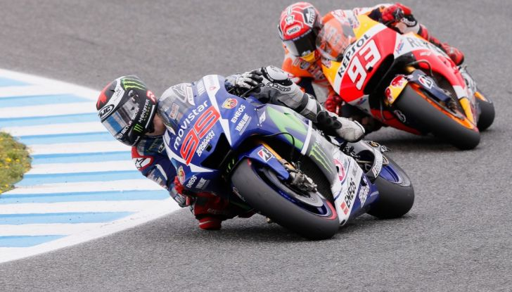 Orari MotoGP, Jerez 2016: Diretta Sky e differita TV8, Marquez contro Yamaha - Foto 4 di 28