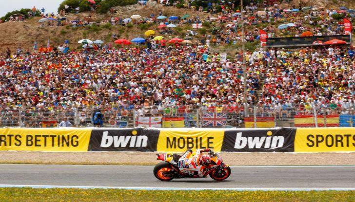 Orari MotoGP, Jerez 2016: Diretta Sky e differita TV8, Marquez contro Yamaha - Foto 9 di 28