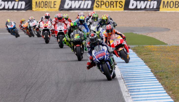 Orari MotoGP, Jerez 2016: Diretta Sky e differita TV8, Marquez contro Yamaha - Foto 7 di 28
