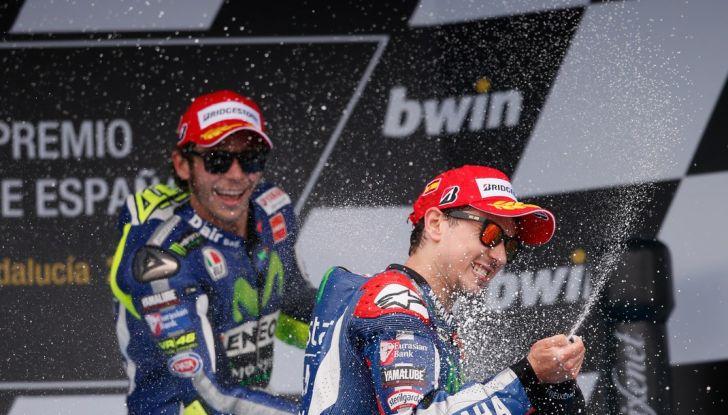 Orari MotoGP, Jerez 2016: Diretta Sky e differita TV8, Marquez contro Yamaha - Foto 24 di 28