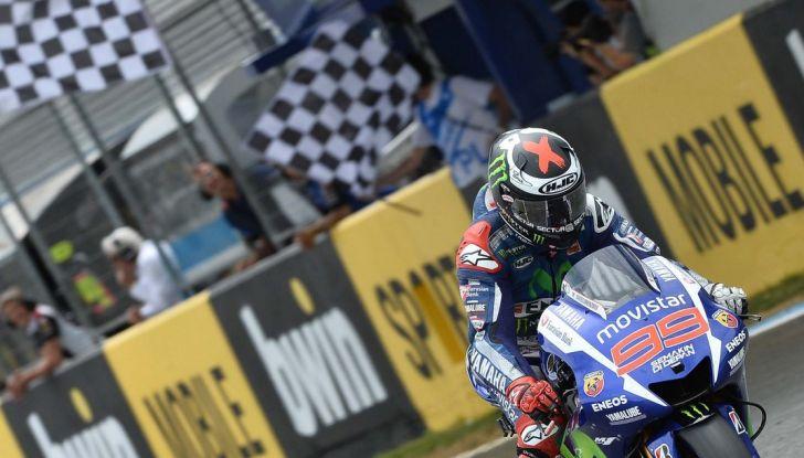 Orari MotoGP, Jerez 2016: Diretta Sky e differita TV8, Marquez contro Yamaha - Foto 21 di 28