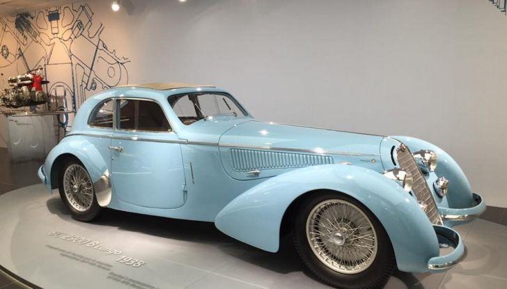 """Alfa Romeo, la Mostra """"Cofani Aperti"""" al Museo Storico di Arese - Foto 7 di 20"""