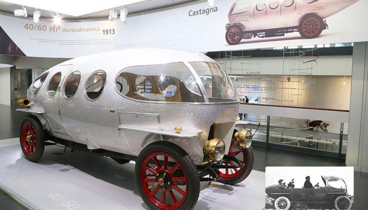 """Alfa Romeo, la Mostra """"Cofani Aperti"""" al Museo Storico di Arese - Foto 15 di 20"""