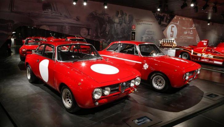 """Alfa Romeo, la Mostra """"Cofani Aperti"""" al Museo Storico di Arese - Foto 16 di 20"""